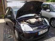 Ford Fiesta,  1.25,  5Dr Finnesse in Black,  Low Mileage at 40000