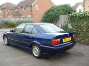 1998 Bmw 323i SE Avus Blue 78000k Excellent Condition