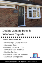 Double Glazing Door & Windows Experts