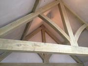 Timber & Oak Beam Cleaning and Restoration in Essex