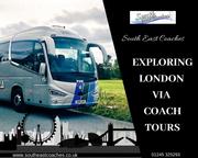 Exploring London via Coach Services | Call Us