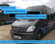 Cheap Minibus Hire Essex | 16 seater Minibus Hire Essex