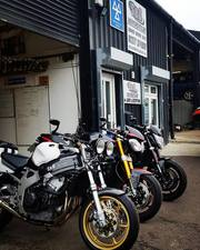 Motorcycle Tyres in Brentwood & Essex